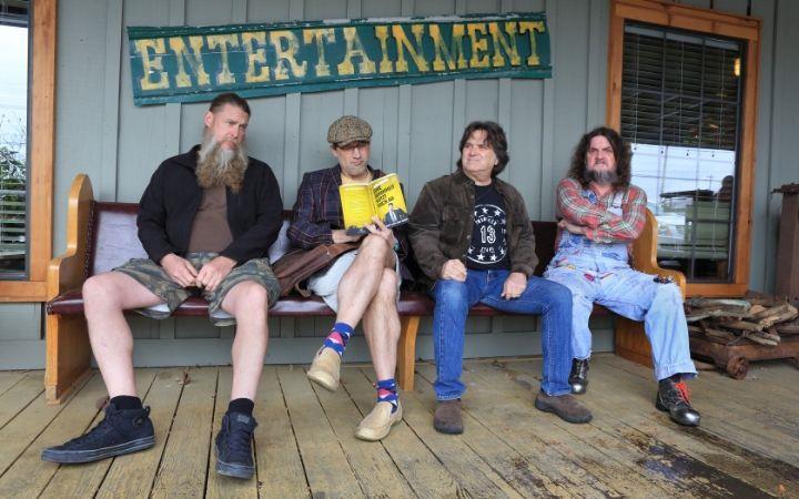 Hayseed Dixie image