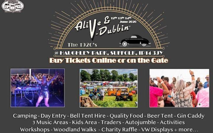 Alive & V-Dubbin Festival image
