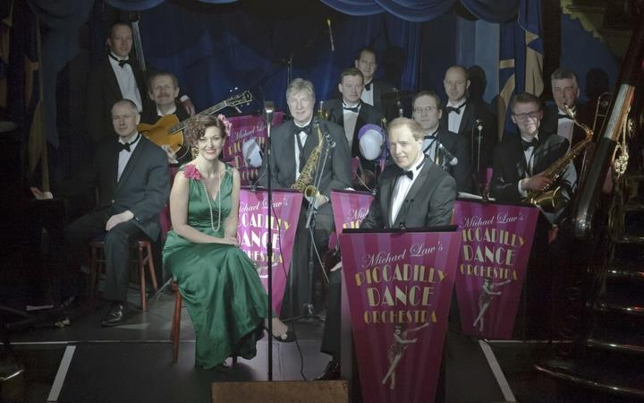 Piccadilly Dance Orchestra 'High Society' image