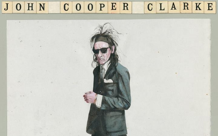 Dr John Cooper Clarke - The Luckiest Guy Alive image
