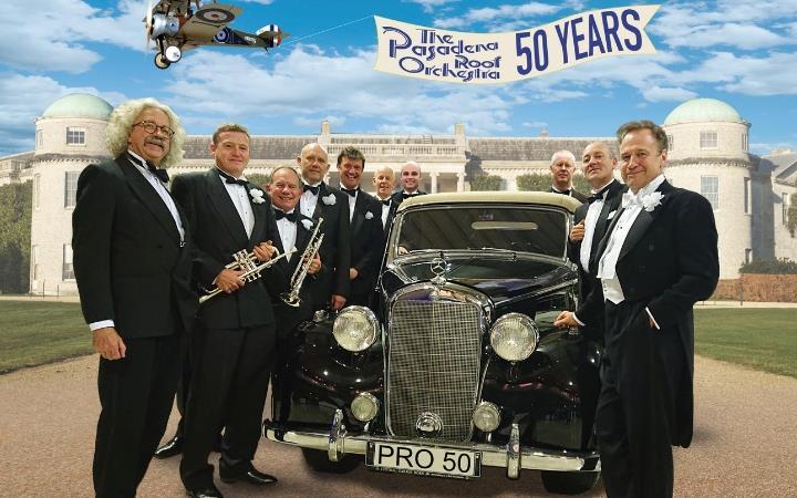 Pasadena Roof Orchestra image