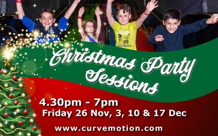 Christmas Party Sessions image