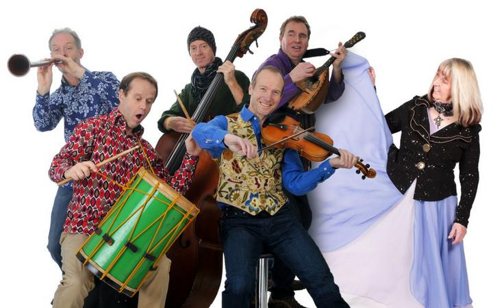 Carols & Capers: Maddy Prior & The Carnival Band image
