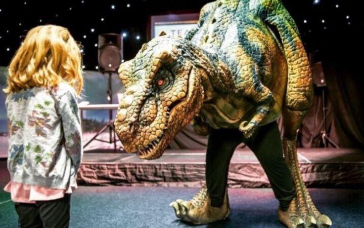 Teach Rex  image