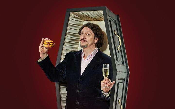 A Live Stream with Jay Rayner image