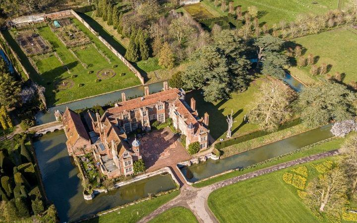 Kentwell Hall and Gardens Open