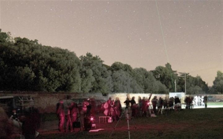 Nowton Park Star Party
