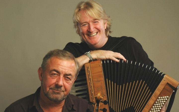 Aly Bain & Phil Cunningham image