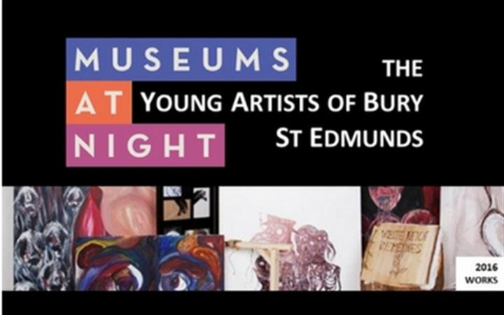 Museums at Night: the Young Artists of Bury St Edmunds image