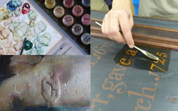 Pigments &  Perseverance  with Polly Saltmarsh