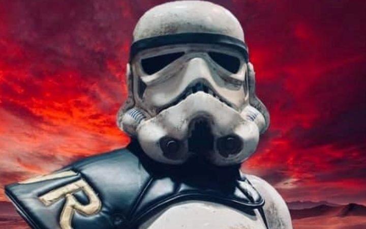 Meet Vader's Raiders Star Wars Costume Performers image
