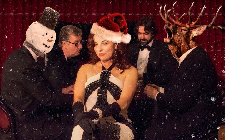 Jazz at the Movies: A Swinging Christmas 2019 image