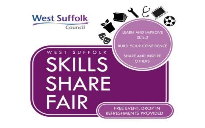 West Suffolk Skills Share Fair  image