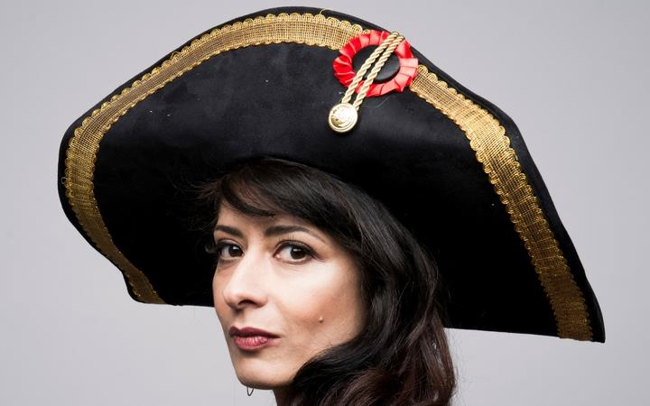 Shappi Khorsandi – Mistress and Misfit image