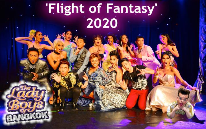 The Ladyboys of Bangkok - Flight of Fantasy image