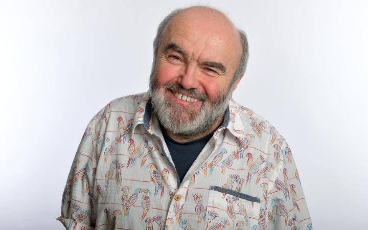 An Evening with Andy Hamilton image