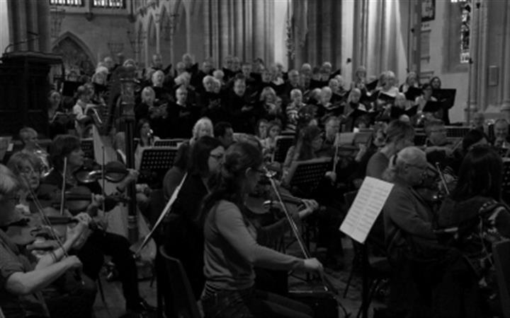 Bury Bach Choir: Handel Messiah image