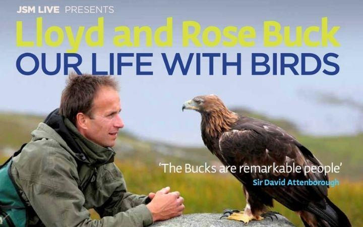 A Live Stream - Lloyd & Rose Buck: Our Life with Birds