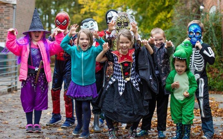 Halloweenies at Kentwell image