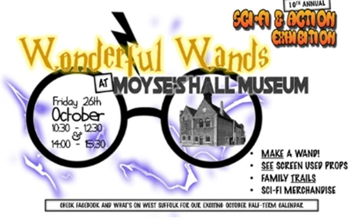 Wonderful Wands! image