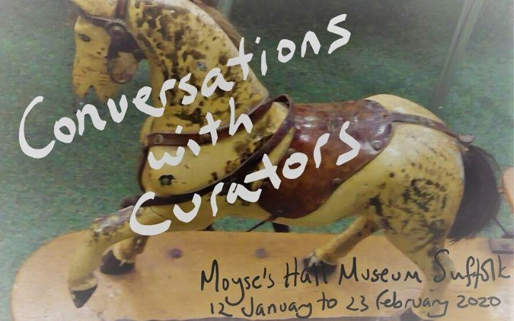 Cancelled - Conversations with Curators