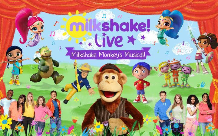 Milkshake! Live - Milkshake Monkey's Musical