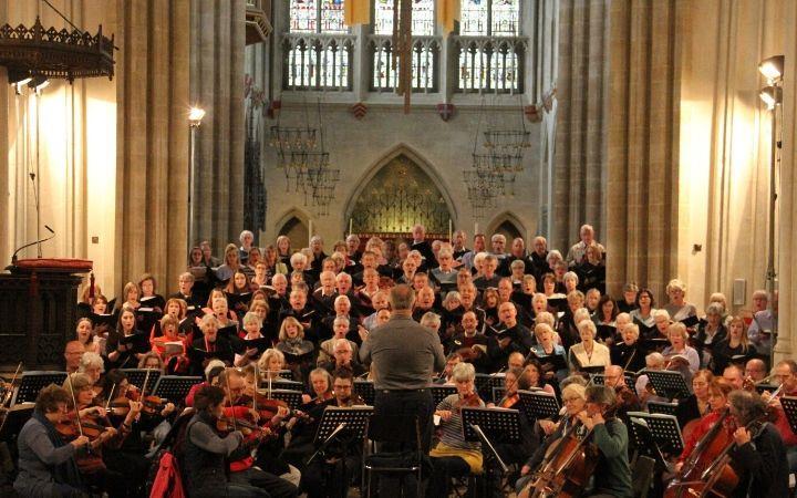 Bury Bach Choir: Handel Messiah image