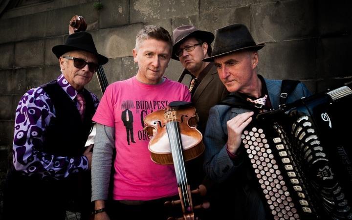 Budapest Café Orchestra image