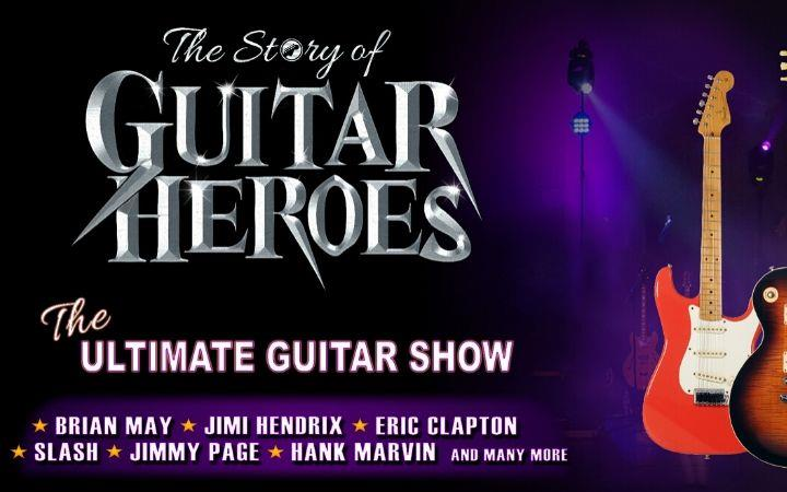 The Story of Guitar Heroes image