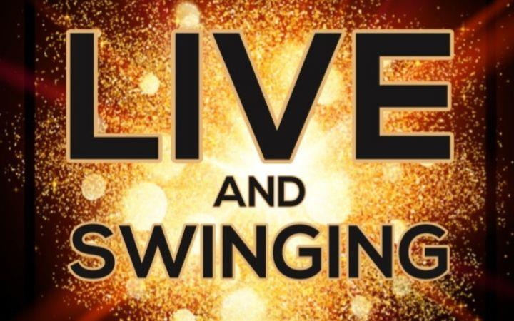 The Syd Lawrence Orchestra - Live & Swinging image