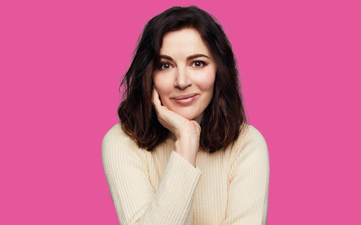 A Live Stream with Nigella Lawson image