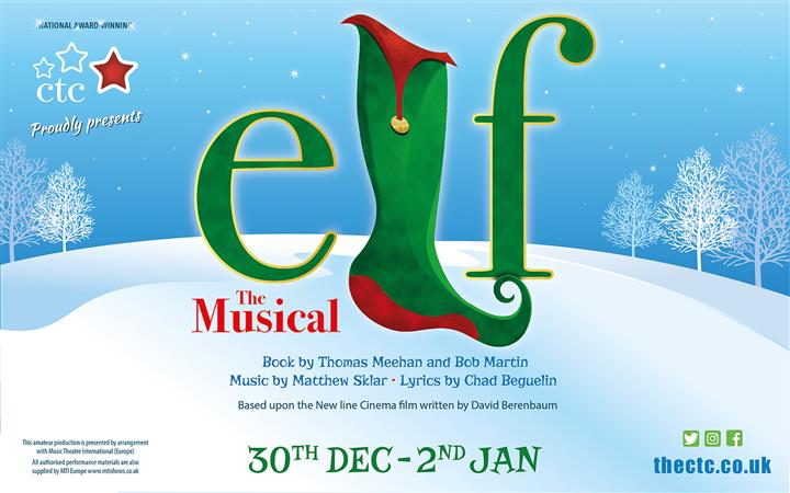ELF The Musical image