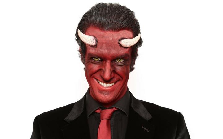 Marcus Brigstocke: Devil May Care image
