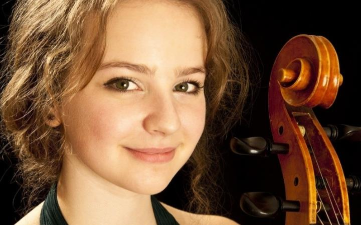 Brodsky Quartet & Laura van der Heijden image