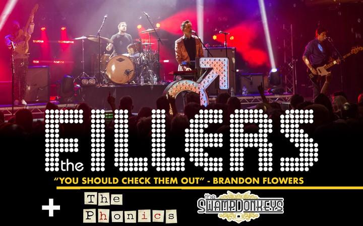 The Fillers (The Killers Tribute) & Support