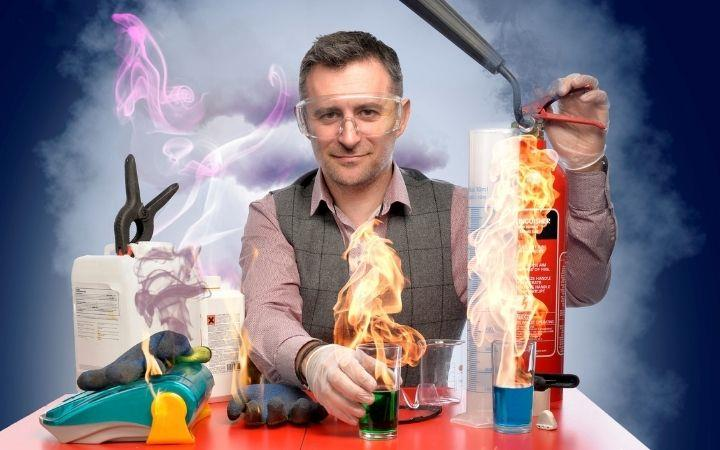 Mark Thompson's Spectacular Science Show image