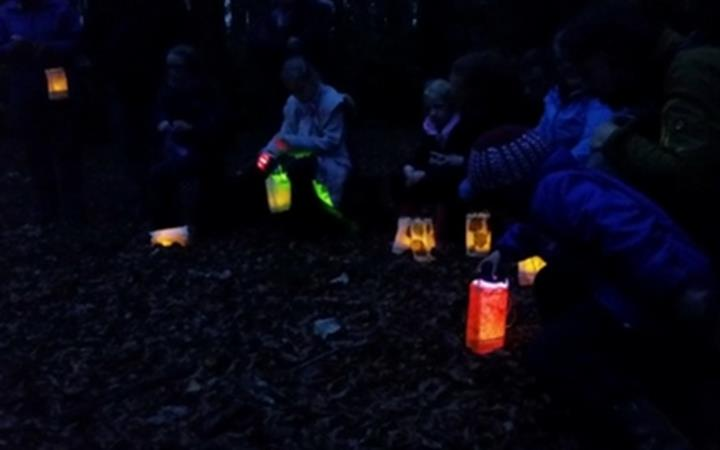 Wild Saturdays: Lantern Making & Twilight Walk