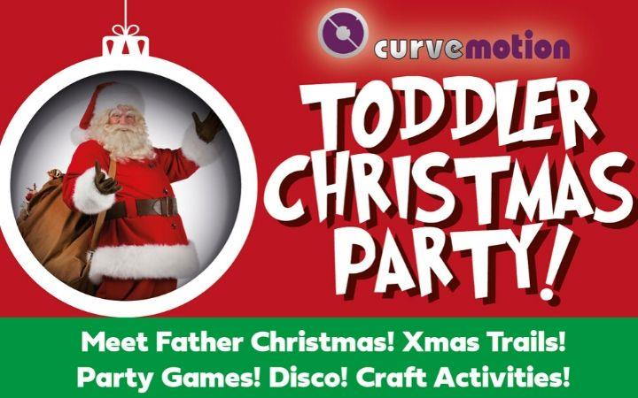 The CurveMotion Toddler Christmas Party!