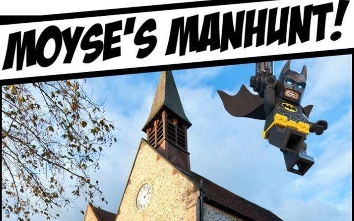 Moyse's Manhunt!