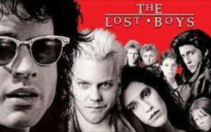 The Lost Boys (15) – Open Air Film Festival image