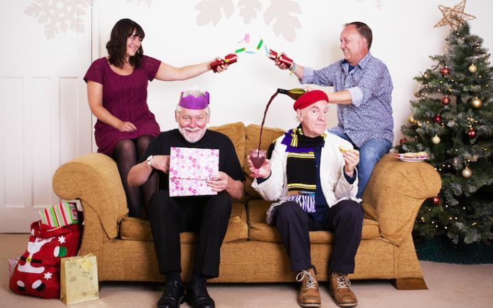 An Albion Christmas image