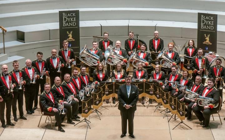 Black Dyke Band image