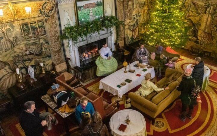 Kentwell's Dickensian Christmas image