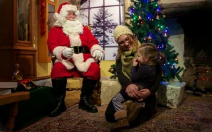 Father Christmas at Moyse's Hall image