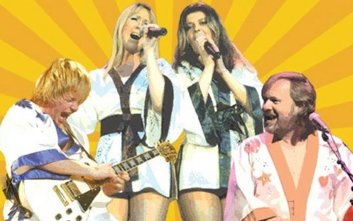ABBA Party Night 2019 image