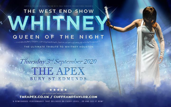Postponed - Whitney - Queen of the Night image