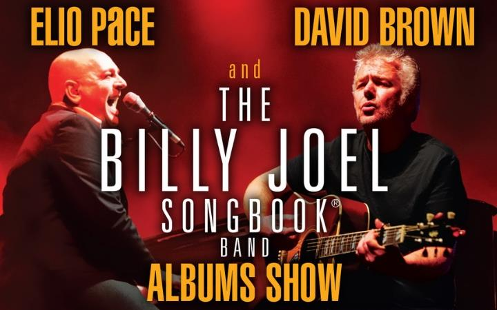 ALBUMS SHOW: Billy Joel Songbook image