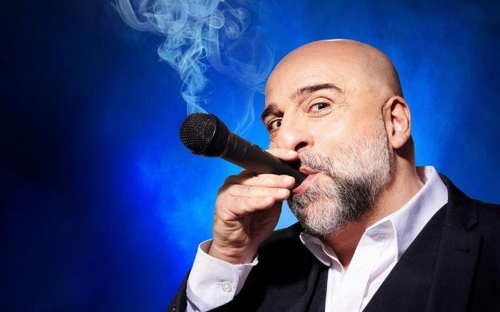 Omid Djalili - The Good Times Tour image
