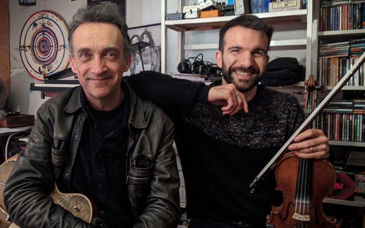 Justin Adams & Mauro Durante image