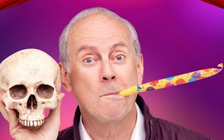 Gyles Brandreth Break A Leg! image